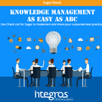 Knowledge Management As Easy As ABC [SugarCRM Ebook]