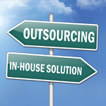 CRM System Support: Outsourcing or In-house Resource. Which Way to Go?
