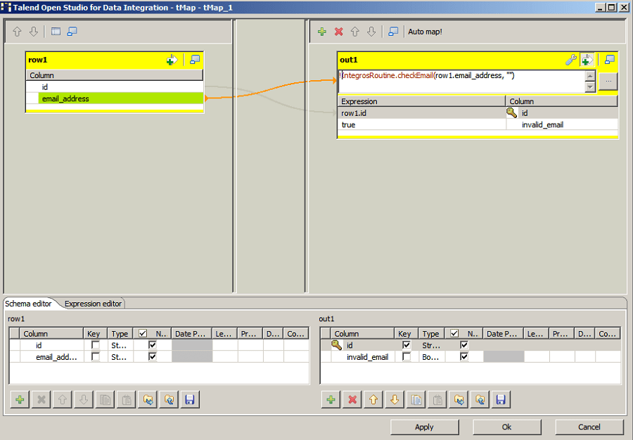 correctness verification during Talend-based migration to SugarCRM 7
