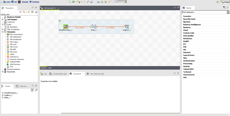 First Glance at Talend 6.1 As Compared to Talend 5.6.1