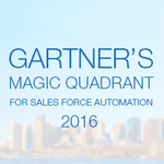 Gartner's Magic Quadrant for Sales Force Automation: SugarCRM Was Named a Visionary