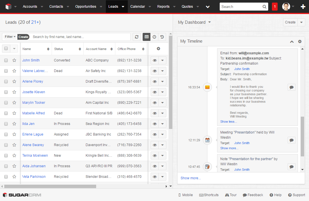 SugarCRM Tips. How to Boost the Efficiency of Portfolio Management