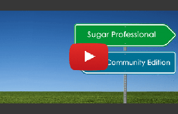 SugarCRM Webinar: Sugar Community Edition vs Sugar Professional: Is It Reasonable to Upgrade?